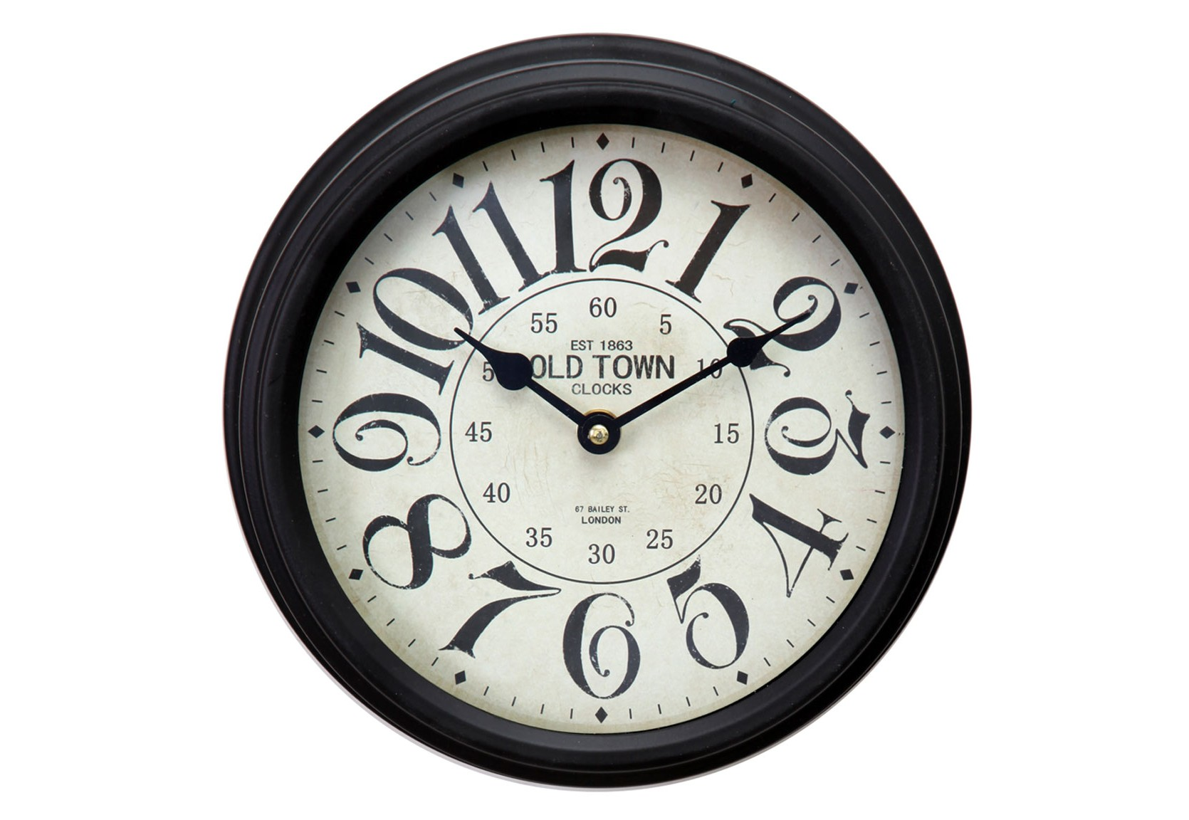 ЧасыНастенные часы<br><br><br>Material: Металл<br>Глубина см: 8.0