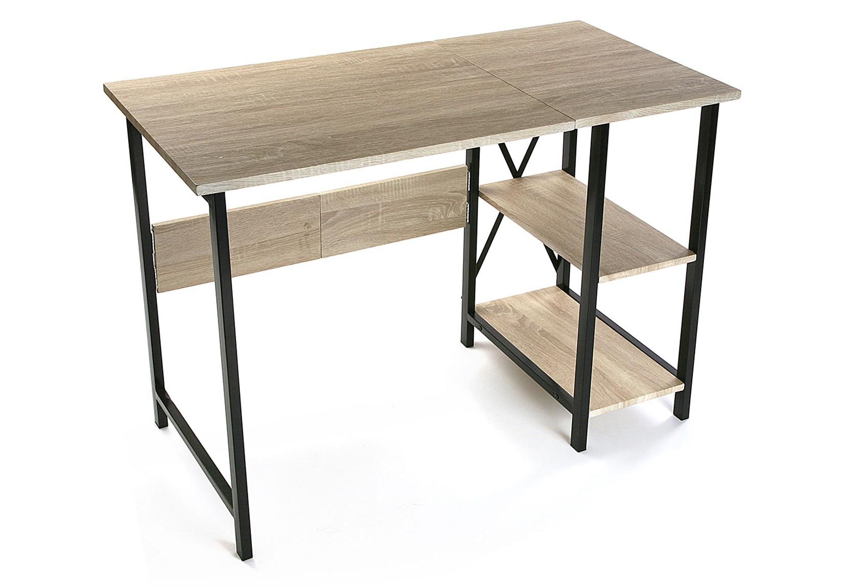 Стол EvertПисьменные столы<br><br><br>Material: Дерево<br>Ширина см: 75.0<br>Высота см: 108.5<br>Глубина см: 55.0