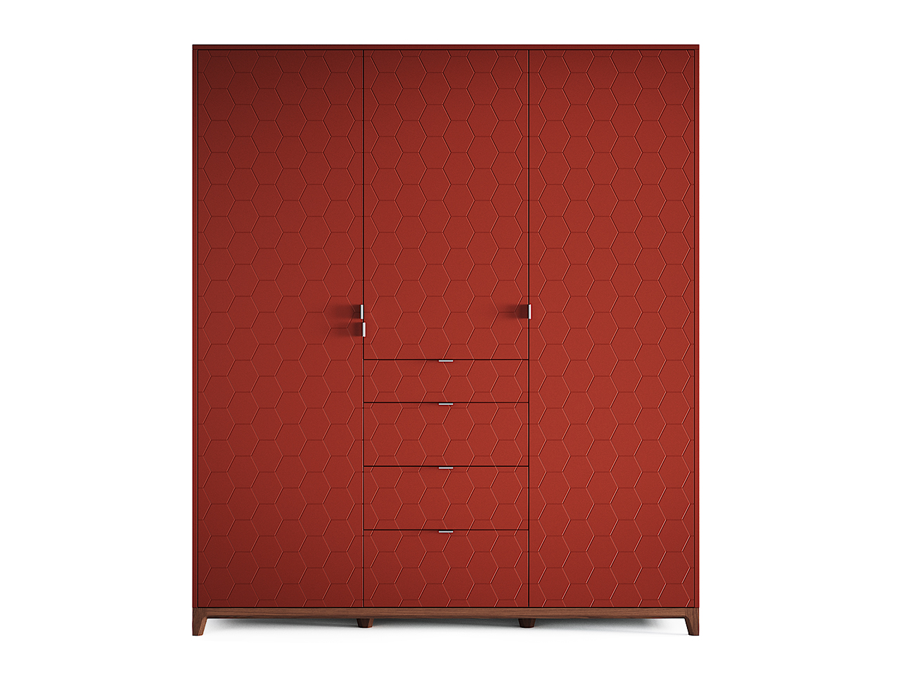 Шкаф Case №2Платяные шкафы<br>Еще более вместительный, прочный и удобный шкаф CASE №2 сочетает в себе продуманную структуру и современный дизайн.В новом варианте предлагаются ящики с внешними фасадами, а также обновленное наполнение шкафов. Внутри комфортно расположены полки и штанги для вешалок, сплошная перфорация позволяет устанавливать полки в удобном положении,предусмотрено два возможных положения штанг (для хранения длинных вещей / для большего количества вещей). В комплекте поставляется дополнительная полка и дополнительная штанга для вешалок.Материал: массив дуба, МДФ, ДСП, эмаль, лак<br><br>kit: None<br>gender: None