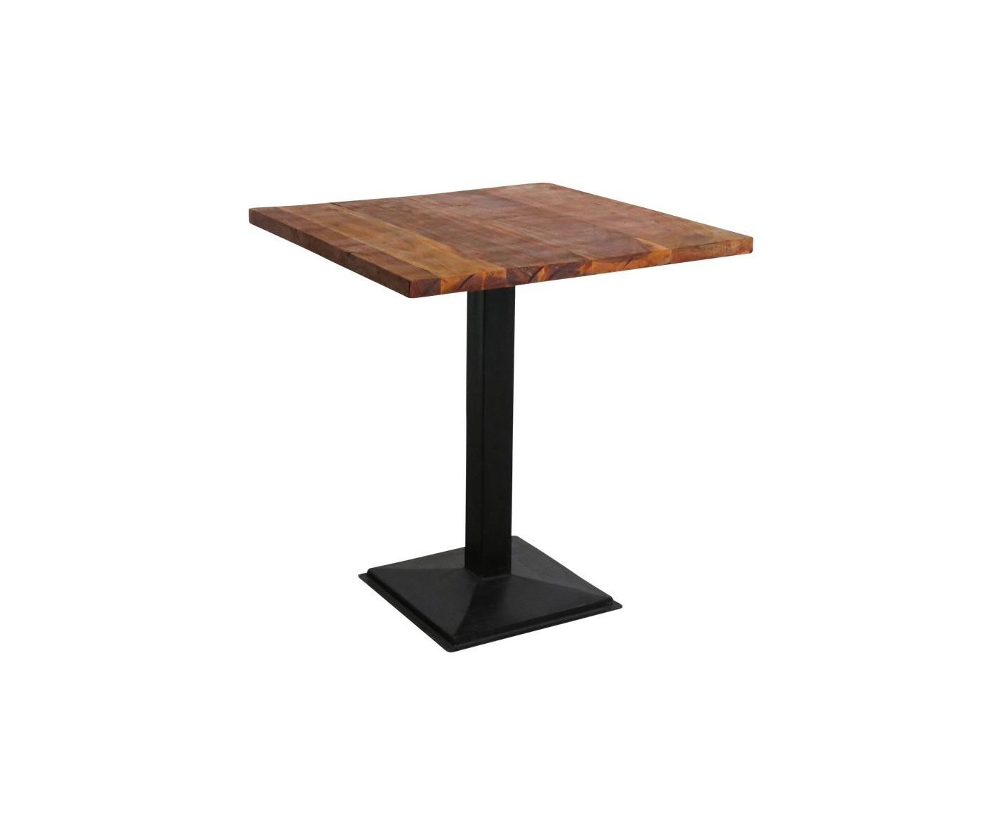 Стол AcaciaОбеденные столы<br>Стол ACACIA, массив дерева акации, квадратный.&amp;amp;nbsp;<br><br>Material: Акация<br>Ширина см: 70<br>Высота см: 80<br>Глубина см: 70