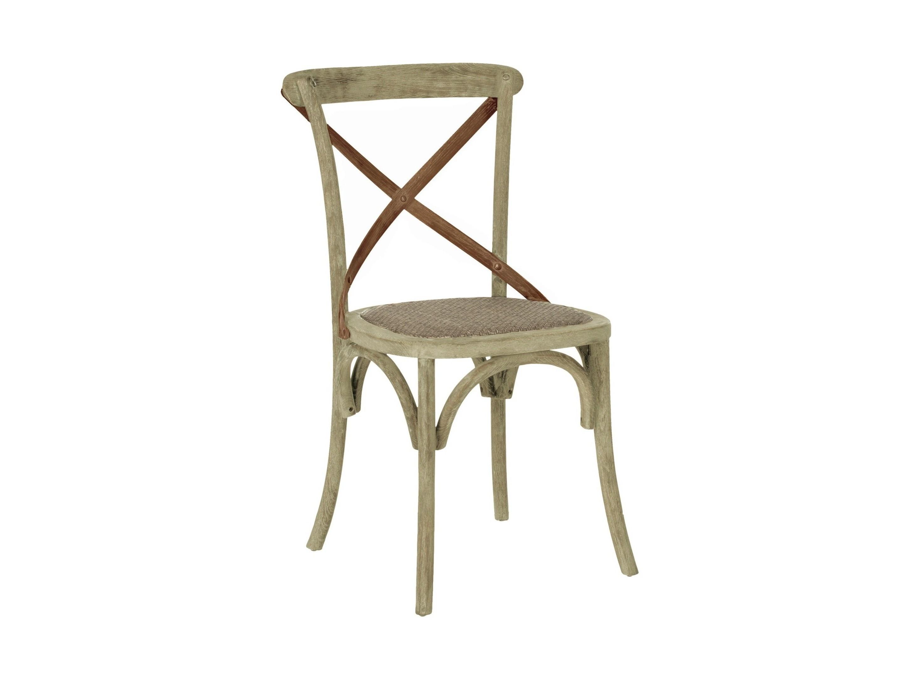 Стул AbadОбеденные стулья<br>Стул ABAD с медной крестообразной спинкой.<br><br>Material: Дерево<br>Ширина см: 46<br>Высота см: 92<br>Глубина см: 42