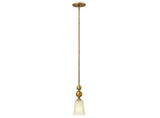 Подвесной светильник Hinkely LightingПодвесные светильники<br>Цоколь: E27.&amp;amp;nbsp;&amp;lt;div&amp;gt;Мощность: 60W.&amp;lt;/div&amp;gt;&amp;lt;div&amp;gt;Количество ламп: 1.&amp;amp;nbsp;&amp;lt;/div&amp;gt;&amp;lt;div&amp;gt;Цвет: состаренная латунь.&amp;lt;/div&amp;gt;<br><br>Material: Металл<br>Высота см: 38