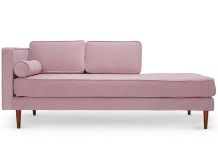 Диван blues (myfurnish) розовый 195x79x89 см.