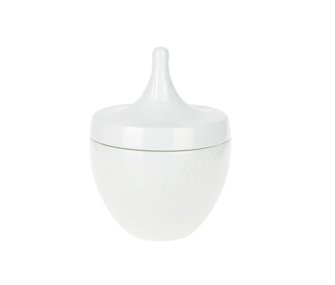 Ваза декоративная с крышкойВазы<br><br><br>Material: Керамика<br>Ширина см: 15<br>Высота см: 20.0