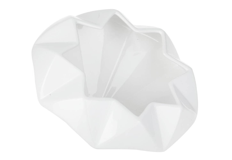 Ваза декоративнаяВазы<br><br><br>Material: Керамика<br>Ширина см: 34<br>Высота см: 19.0