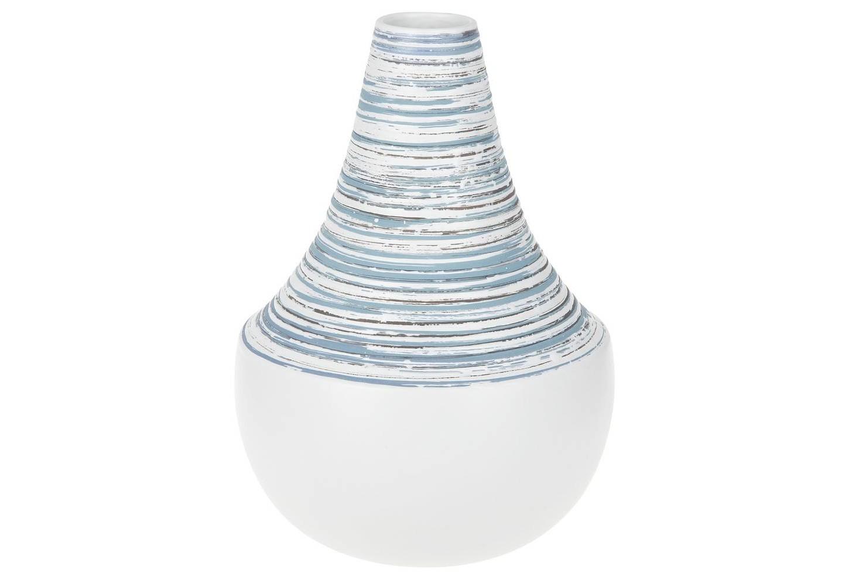 Ваза декоративнаяВазы<br><br><br>Material: Керамика<br>Ширина см: 23<br>Высота см: 33.0