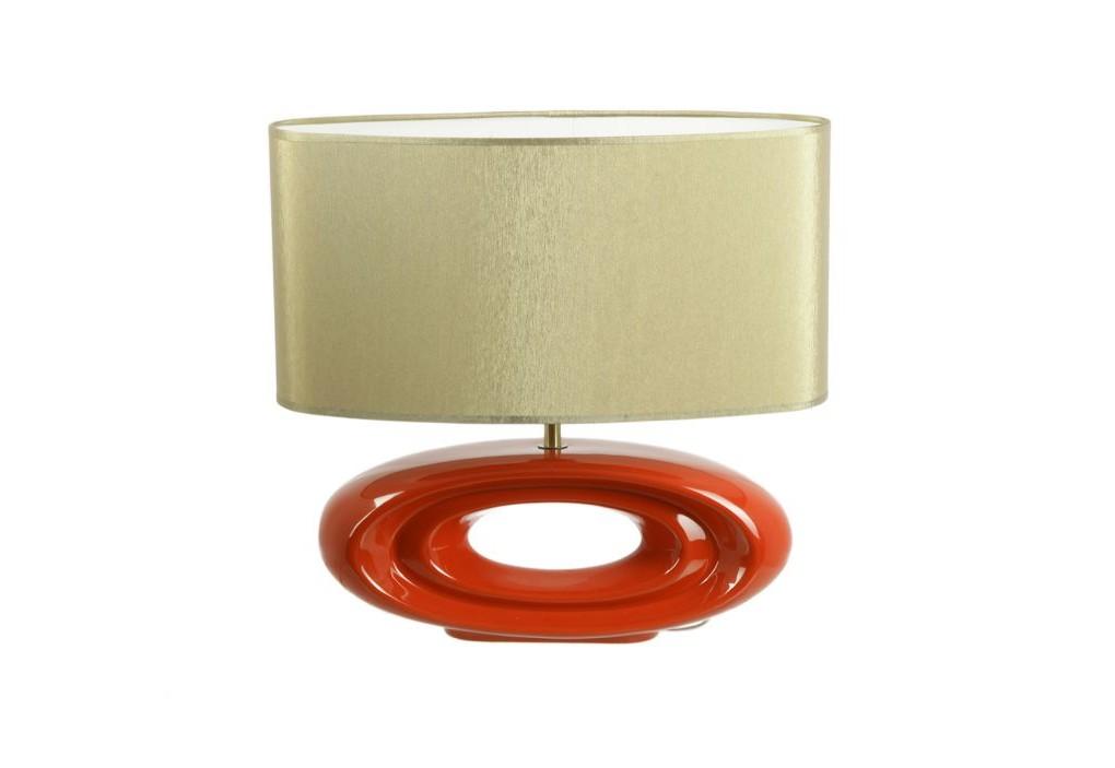 Настольная лампаДекоративные лампы<br>&amp;lt;div&amp;gt;Материал: керамика, ткань.&amp;lt;br&amp;gt;&amp;lt;/div&amp;gt;&amp;lt;div&amp;gt;&amp;lt;br&amp;gt;&amp;lt;/div&amp;gt;&amp;lt;div&amp;gt;Вид цоколя: E27&amp;lt;/div&amp;gt;&amp;lt;div&amp;gt;Мощность:&amp;amp;nbsp; 60W&amp;lt;/div&amp;gt;&amp;lt;div&amp;gt;Количество ламп: 1 (нет в комплекте)&amp;lt;/div&amp;gt;<br><br>Material: Керамика<br>Ширина см: 40.0<br>Высота см: 38<br>Глубина см: 18.0