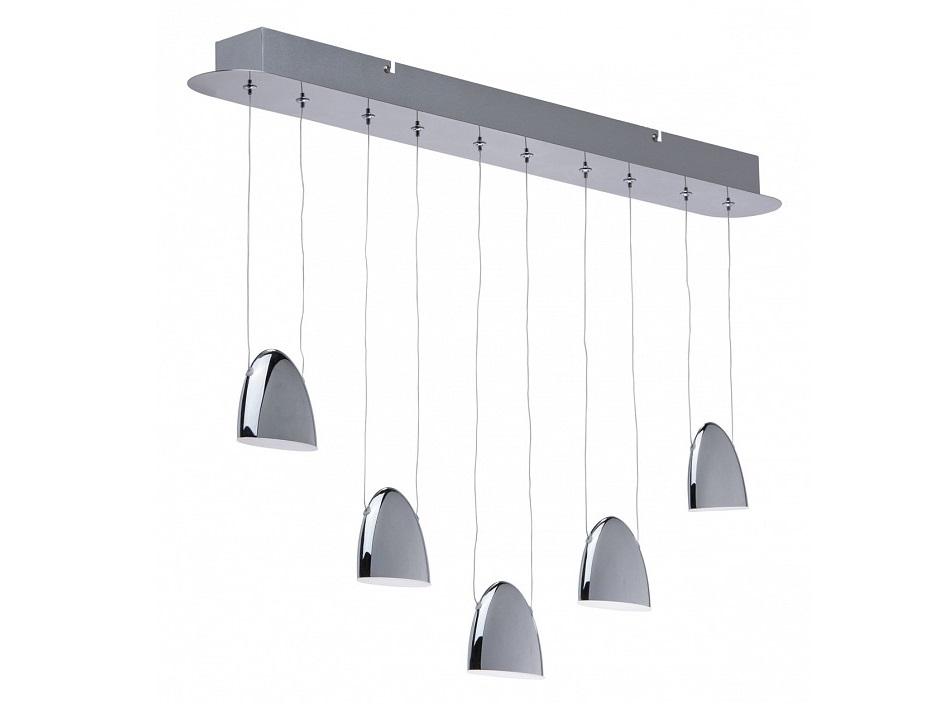 Подвесной светильник ФленсбургПодвесные светильники<br>&amp;lt;div&amp;gt;&amp;lt;div&amp;gt;Вид цоколя: LED&amp;lt;/div&amp;gt;&amp;lt;div&amp;gt;Мощность:&amp;amp;nbsp; 3W&amp;lt;/div&amp;gt;&amp;lt;div&amp;gt;Количество ламп: 5 (в комплекте)&amp;lt;/div&amp;gt;&amp;lt;/div&amp;gt;<br><br>Material: Металл<br>Ширина см: 84<br>Высота см: 100<br>Глубина см: 12
