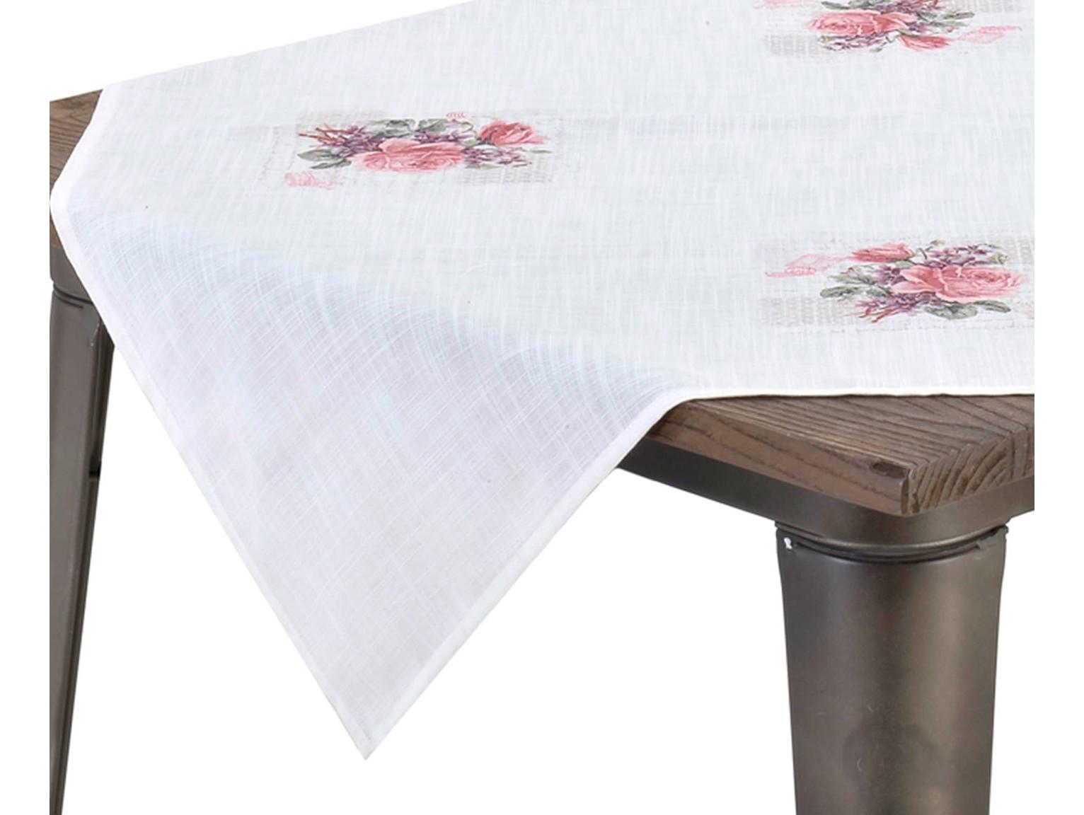 Скатерть VioletСкатерти<br><br><br>Material: Текстиль<br>Ширина см: 90.0<br>Высота см: 1.0<br>Глубина см: 90.0