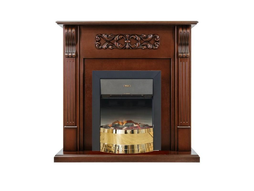 Каминокомплект Venice + Geneva LogКамины, порталы и очаги<br>Портал Venice предназначен под классические очаги.  Каминокомплект сделан в цветах «махагон коричневый антик» и «фактурный белый» и  прекрасно впишет в классический интерьер.&amp;amp;nbsp;&amp;lt;div&amp;gt;&amp;lt;br&amp;gt;&amp;lt;/div&amp;gt;&amp;lt;div&amp;gt;Характеристики:&amp;amp;nbsp;&amp;lt;/div&amp;gt;&amp;lt;div&amp;gt;Тип очага: классический&amp;amp;nbsp;&amp;lt;/div&amp;gt;&amp;lt;div&amp;gt;Технология пламени: Optiflame&amp;amp;nbsp;&amp;lt;/div&amp;gt;&amp;lt;div&amp;gt;Мощность обогрева: 1-2 кВт   &amp;lt;/div&amp;gt;<br><br>Material: МДФ<br>Ширина см: 108.0<br>Высота см: 105.2<br>Глубина см: 36.0