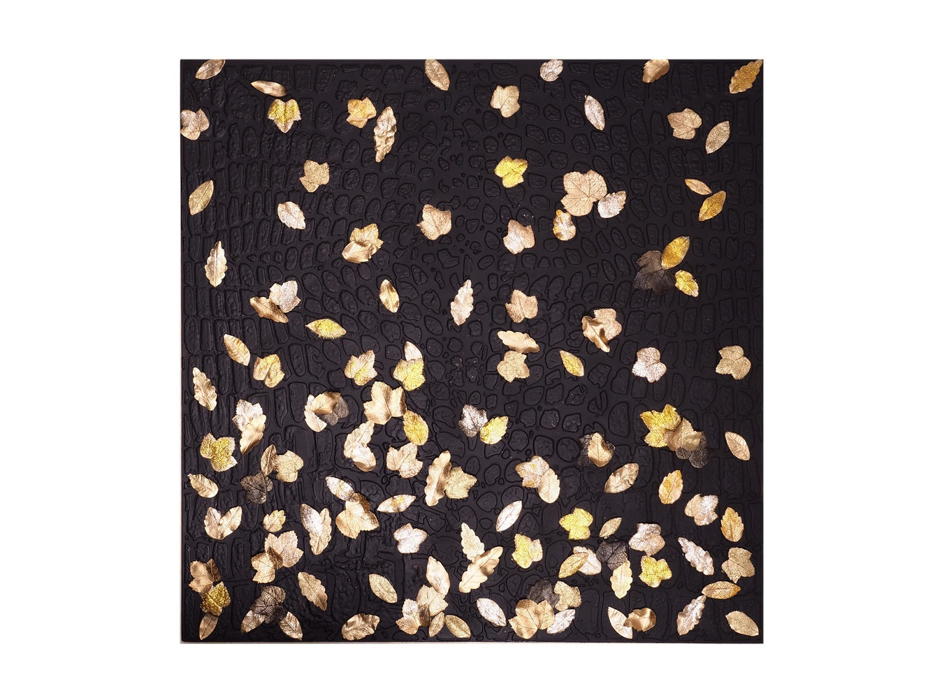 Настенное панно «Золото черных кайманов»