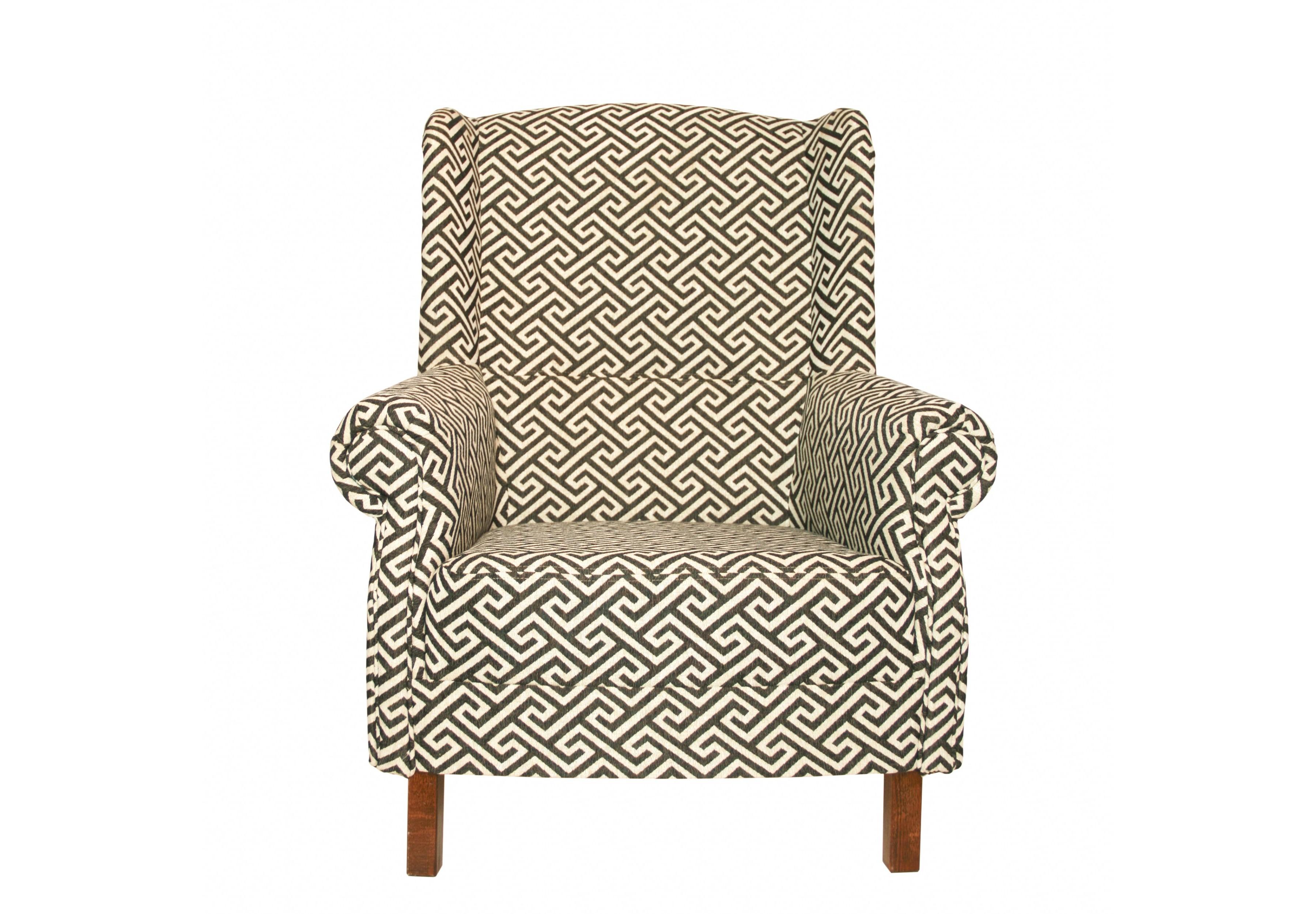 КреслоИнтерьерные кресла<br>Кресло в стиле Арт деко с геометрическим рисунком, обивка из гобелена.&amp;lt;div&amp;gt;Материал: каркас из массива бука, пружинный, ткань - 100% хлопок.&amp;lt;br&amp;gt;&amp;lt;/div&amp;gt;<br><br>Material: Текстиль<br>Ширина см: 87.0<br>Высота см: 100.0<br>Глубина см: 88.0