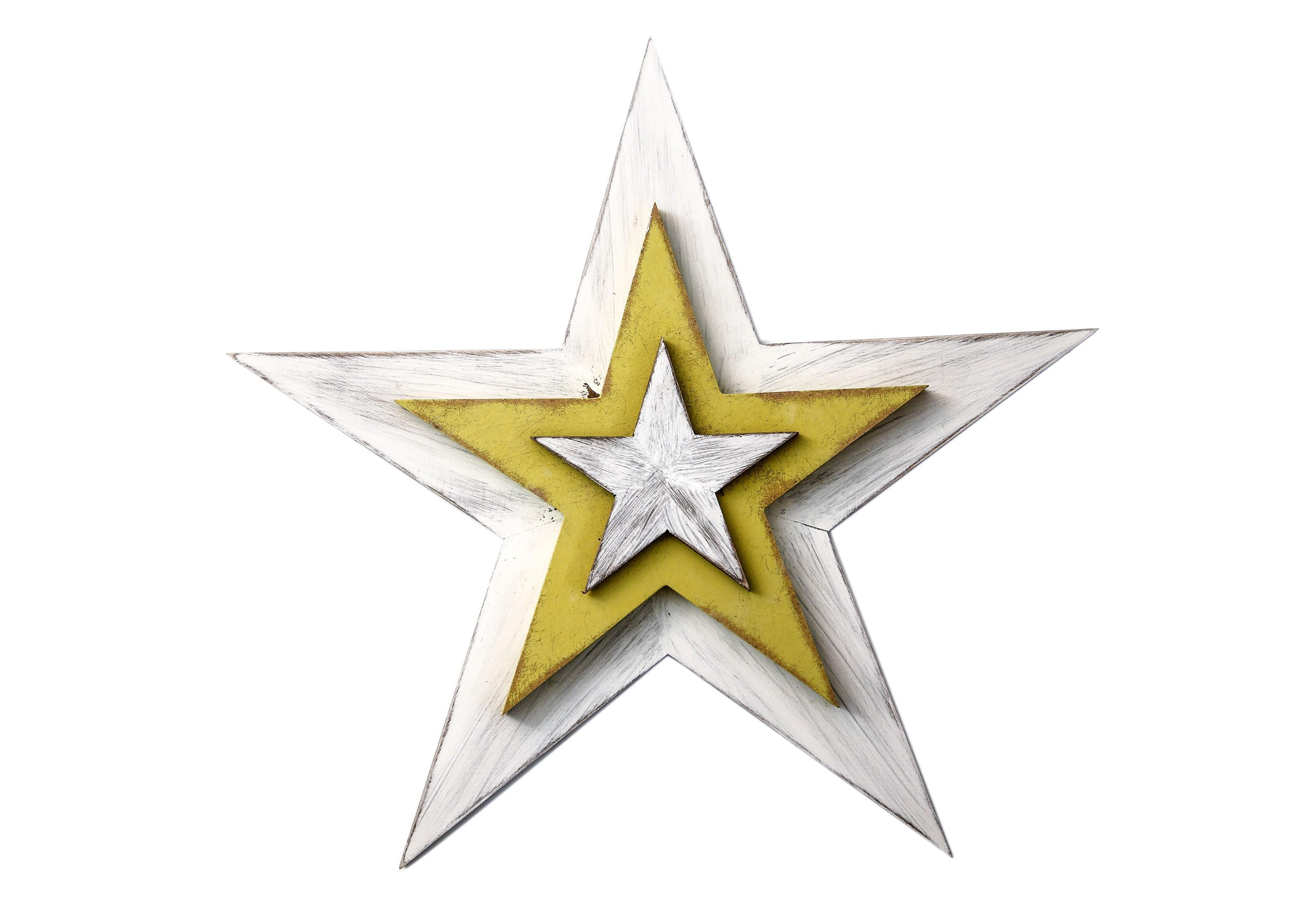 Панно настенное ЗвездаДругое<br>Декор настенный деревянный Рождественская звезда белая с лаймом.Материал: многослойная фанера хвойных пород дерева.<br><br>kit: None<br>gender: None