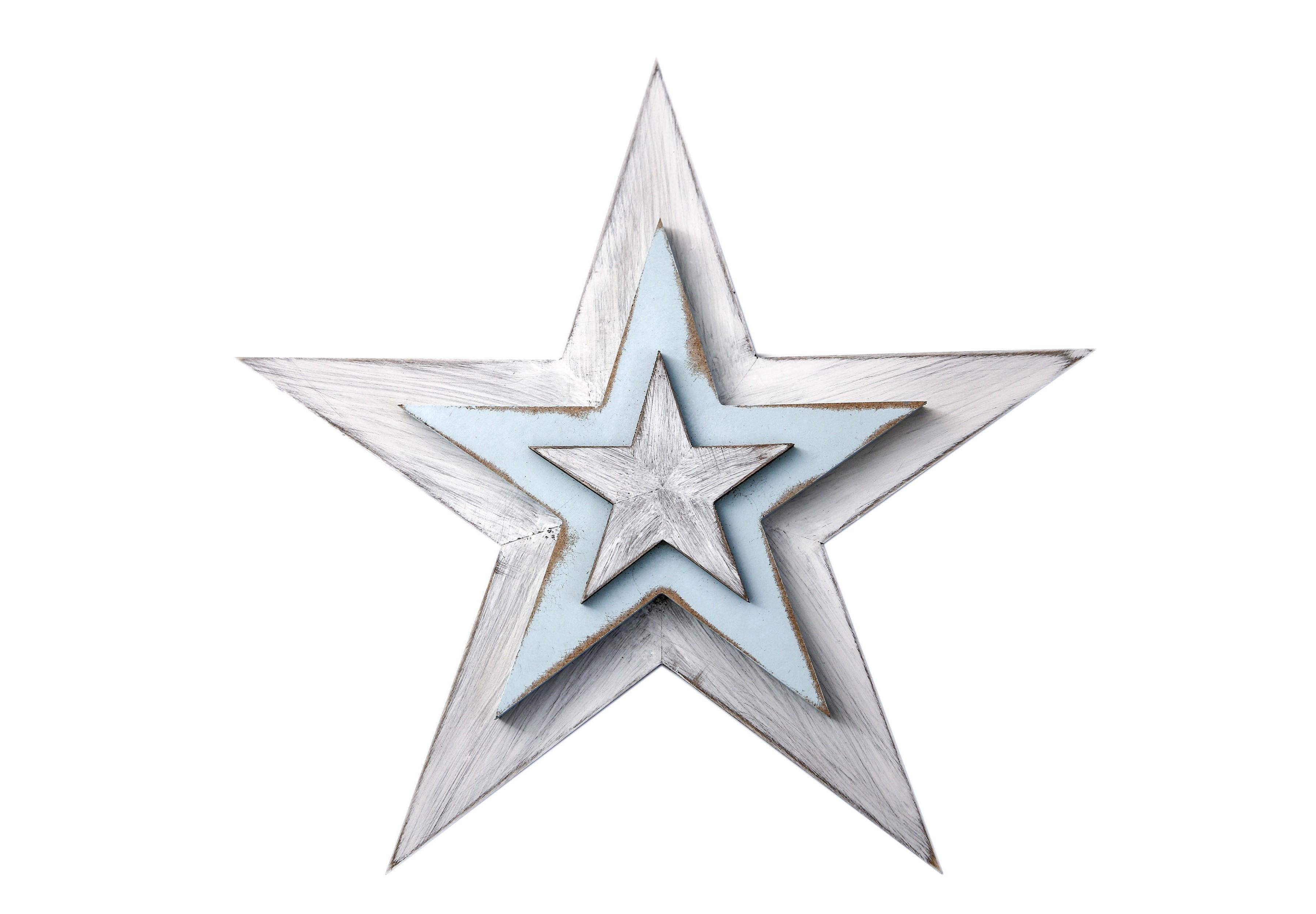 Панно настенное ЗвездаДругое<br>Декор настенный деревянный &amp;quot;Рождественская звезда&amp;quot;, цвет белый с голубым.&amp;lt;div&amp;gt;Материал: многослойная фанера хвойных пород дерева.&amp;lt;br&amp;gt;&amp;lt;/div&amp;gt;<br><br>Material: Дерево<br>Ширина см: 48.0<br>Высота см: 48.0<br>Глубина см: 3.5