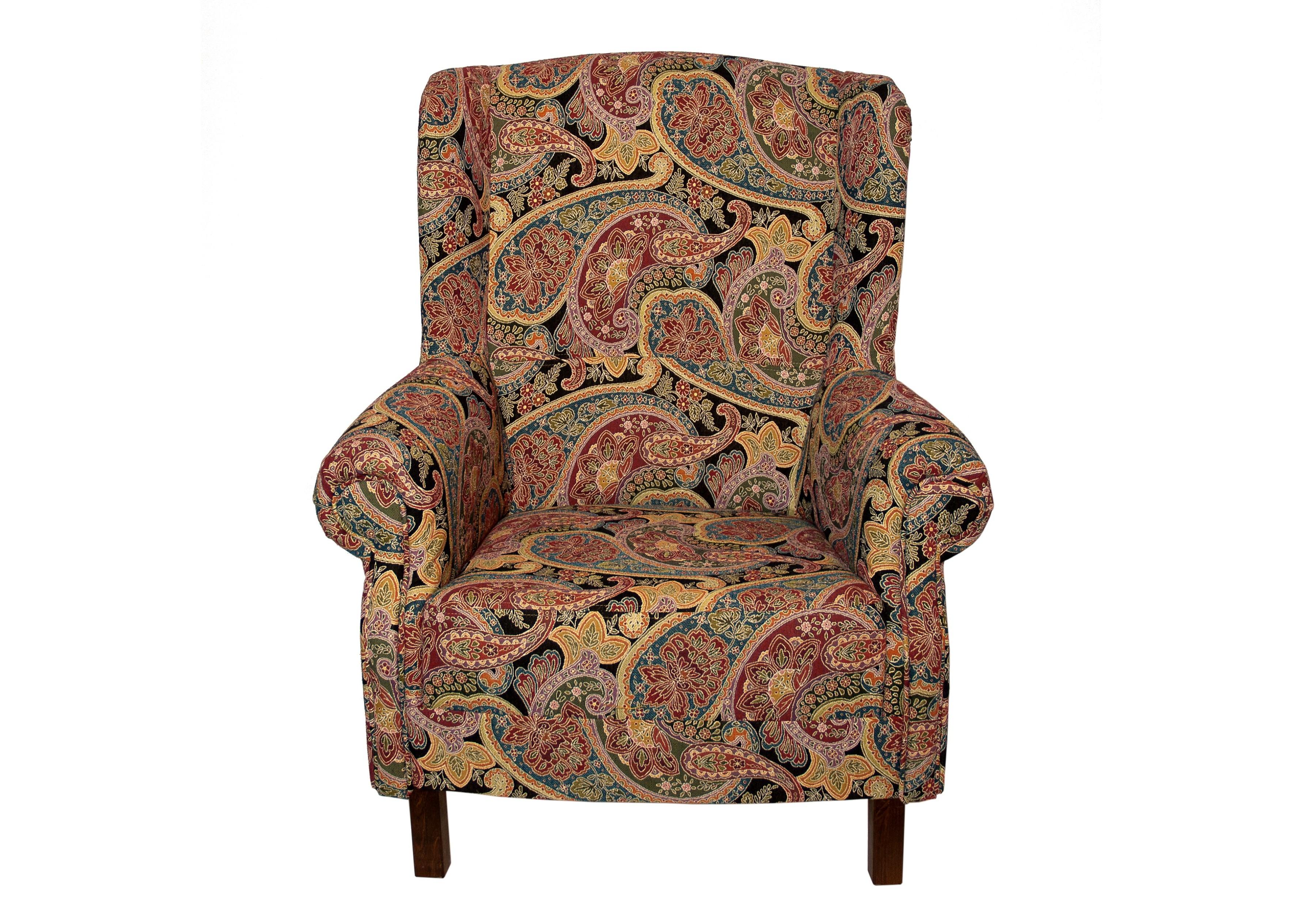 Кресло в восточном стиле