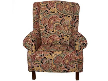 Кресло в восточном стиле жар птица (la neige) мультиколор 87.0x100.0x88.0 см.