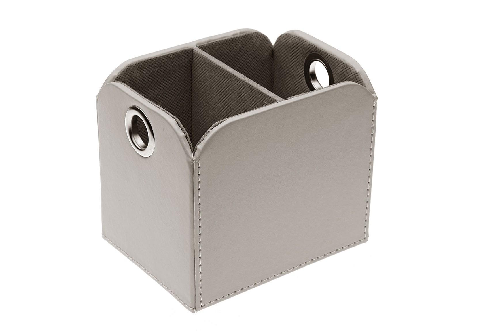 Короб для пульта и мелочейДругое<br><br><br>Material: Экокожа<br>Ширина см: 12.0<br>Высота см: 9.5<br>Глубина см: 10.5