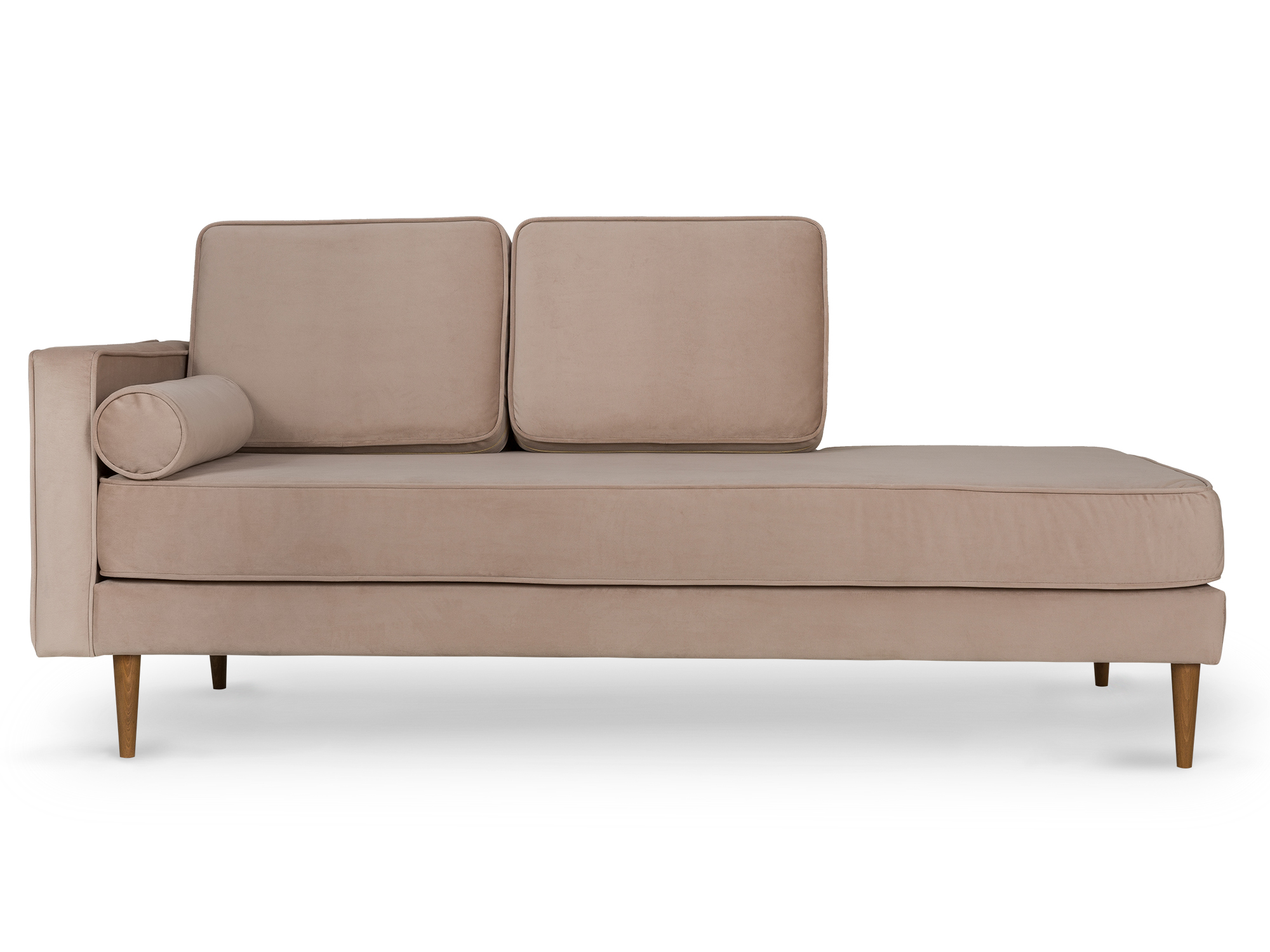 Диван BluesДвухместные диваны<br>&amp;quot;Blues&amp;quot; получился воздушным и элегантно уточненным. Именно таким, каким мы его себе и представляли. Выполненный в скандинавском стиле, этот интерьерообразующий диван обладает низким профилем и занимает мало места. Сделать спинку асимметричной - это был удачный ход который позволил дать дивану &amp;quot;открытость&amp;quot;. Мы рекомендуем ставить &amp;quot;Blues&amp;quot; не вплотную к стене, а ближе к центру вашей комнаты где ему будем самое место. Дополняет образ и упругая боковая подушка, на которую будет так удобно облокачиваться при листании свежего выпуска &amp;quot;Kinfolk&amp;quot;.&amp;lt;div&amp;gt;&amp;lt;br&amp;gt;&amp;lt;/div&amp;gt;<br><br>Material: Текстиль