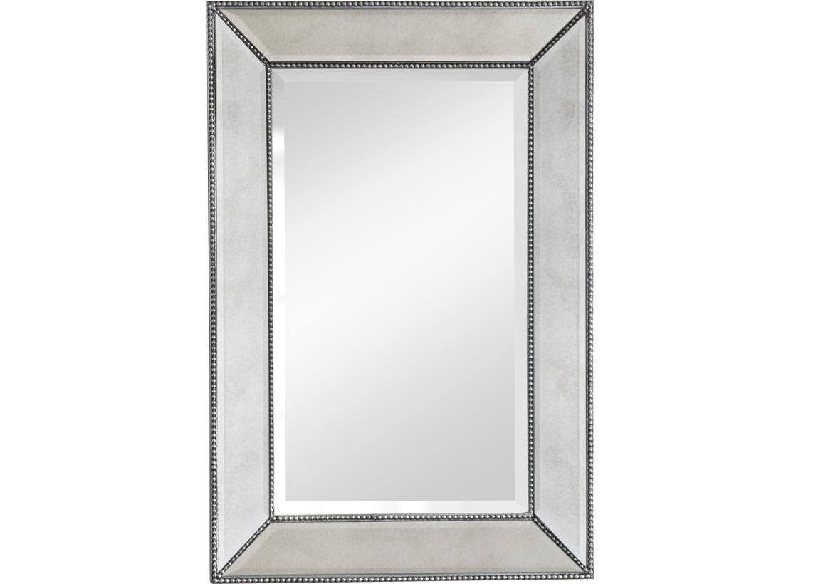 Зеркало в раме ФранческоНастенные зеркала<br>Настенное зеркало в багете &amp;quot;Франческо&amp;quot; великолепно украсит Вашу квартиру или коттедж. А вогнутый багетный профиль – это классический профиль рамы для зеркала, подчеркивающий перспективу изображения.<br><br>Material: Пластик<br>Ширина см: 90.0<br>Высота см: 120.0<br>Глубина см: 4.0