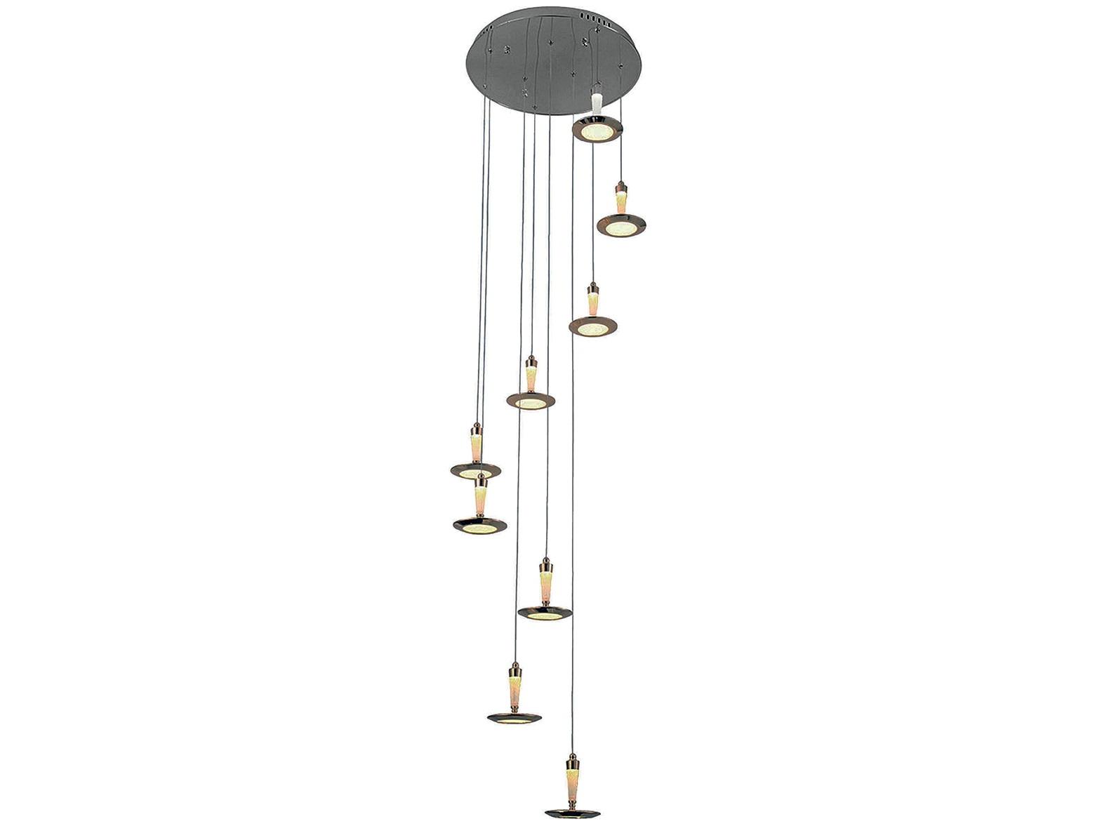 Подвесной светильник СпайкПодвесные светильники<br>&amp;lt;div&amp;gt;&amp;lt;div&amp;gt;Вид цоколя: LED (4000К)&amp;lt;/div&amp;gt;&amp;lt;div&amp;gt;Мощность:&amp;amp;nbsp; 9W&amp;lt;/div&amp;gt;&amp;lt;div&amp;gt;Количество ламп: 9 (в комплекте)&amp;lt;/div&amp;gt;&amp;lt;/div&amp;gt;&amp;lt;div&amp;gt;&amp;lt;br&amp;gt;&amp;lt;/div&amp;gt;&amp;lt;div&amp;gt;Материал: металл, акрил&amp;lt;/div&amp;gt;<br><br>Material: Металл<br>Высота см: 200.0