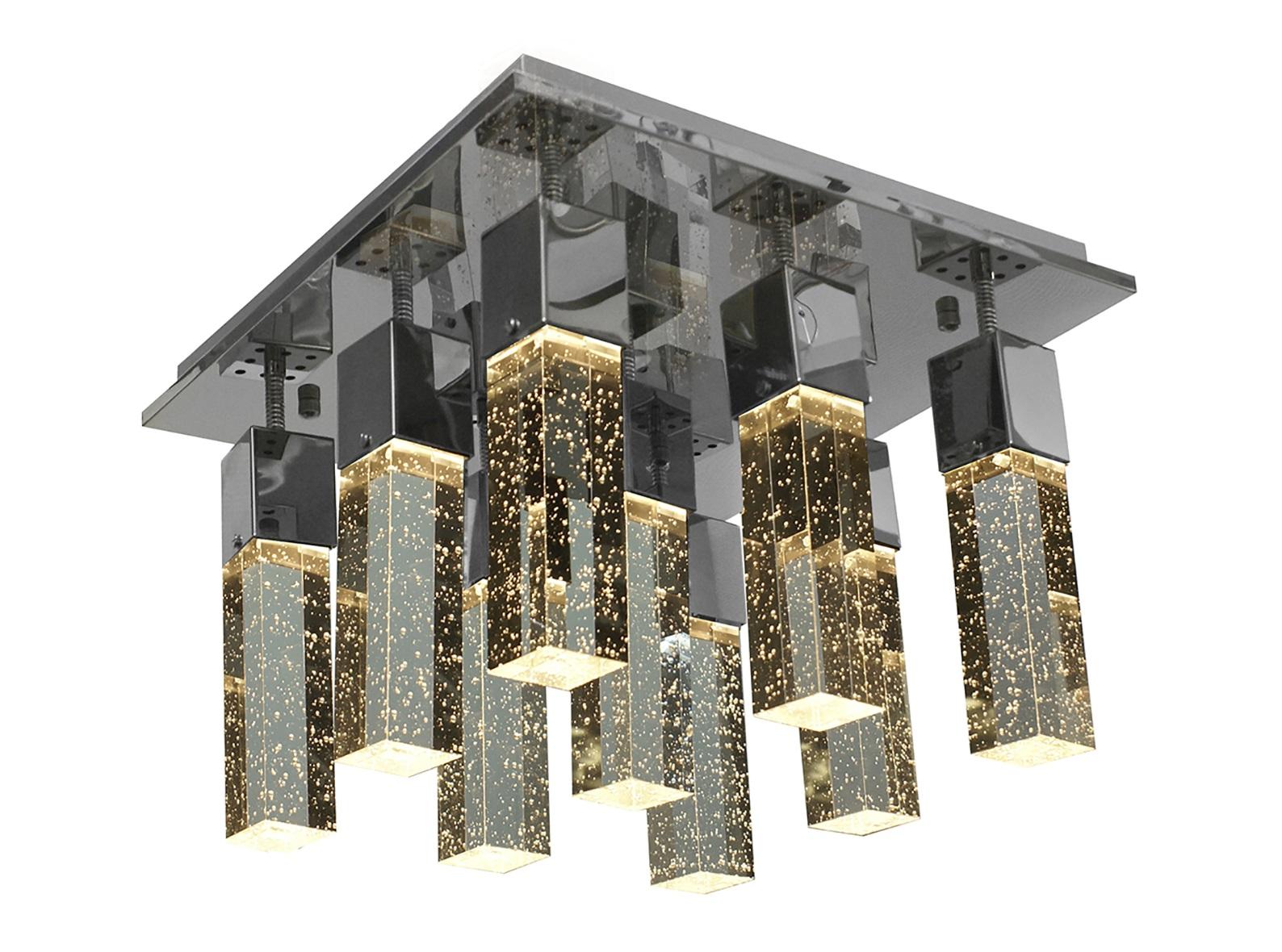 Светильник АкваПотолочные светильники<br>&amp;lt;div&amp;gt;Вид цоколя: LED&amp;lt;/div&amp;gt;&amp;lt;div&amp;gt;Мощность:&amp;amp;nbsp; 5W&amp;lt;/div&amp;gt;&amp;lt;div&amp;gt;Количество ламп: 9 (в комплекте)&amp;lt;/div&amp;gt;<br><br>Material: Стекло<br>Ширина см: 42.0<br>Высота см: 29.0<br>Глубина см: 42.0