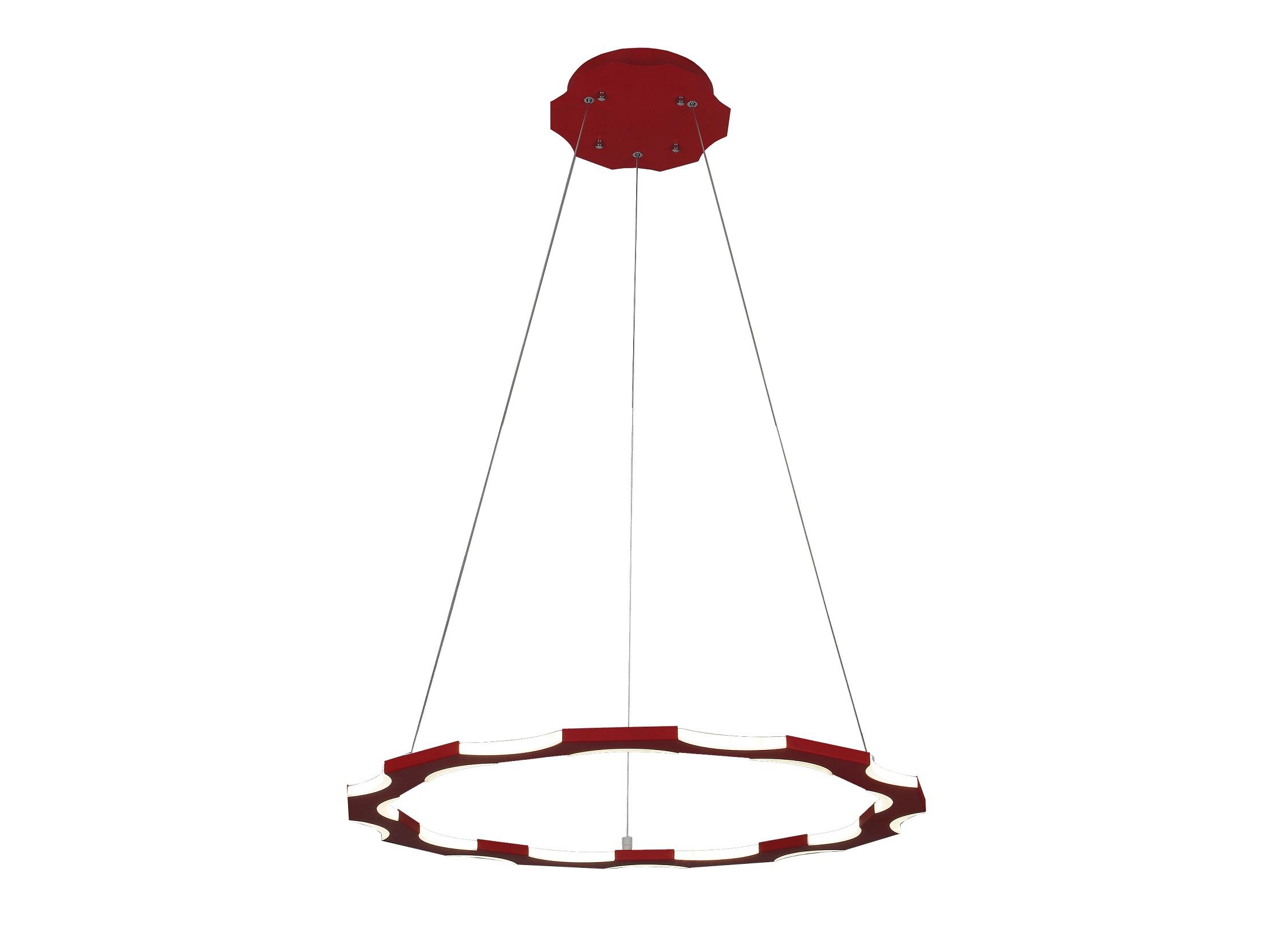 Подвес Тор-БайтПодвесные светильники<br>Вид цоколя: LEDМощность:&amp;nbsp; 60WКоличество ламп: 1 (в комплекте)Материал: метал, акрил<br><br>kit: None<br>gender: None