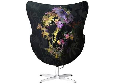 Кресло arne kaiser by ali gulec (icon designe) черный 80x104x60 см.