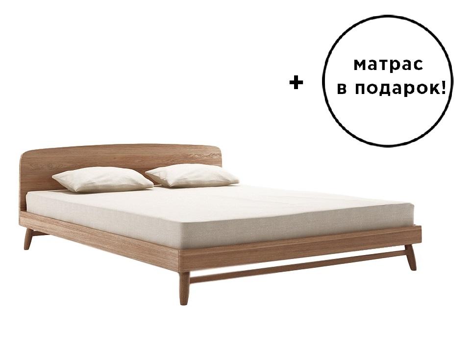 Кровать Twist Queen + матрас в подарокКровать + матрас в подарок<br>&amp;lt;div&amp;gt;&amp;lt;div&amp;gt;&amp;lt;b&amp;gt;При покупке кровати матрас в подарок!&amp;lt;/b&amp;gt;&amp;lt;/div&amp;gt;&amp;lt;div&amp;gt;&amp;lt;br&amp;gt;&amp;lt;/div&amp;gt;&amp;lt;div&amp;gt;Матрас <br><br>обладает ортопедическим и анатомическим эффектом за счет натуральных наполнителей и блока <br><br>независимых пружин.&amp;amp;nbsp;&amp;lt;/div&amp;gt;&amp;lt;div&amp;gt;Сторона А –&amp;amp;nbsp; это латексированный кокос Verbeq. <br><br>Сторона Б&amp;amp;nbsp; –&amp;amp;nbsp; это натуральный латекс Verbeq, придающий матрасу необходимую <br><br>мягкость и вентилируемость.&amp;lt;/div&amp;gt;&amp;lt;div&amp;gt;Благодаря использованию двух различных наполнителей у <br><br>вас всегда будет выбор необходимой стороны жесткости.&amp;lt;/div&amp;gt;&amp;lt;div&amp;gt;Ткань - эластичный и мягкий <br><br>трикотаж, простеганный с материалом <br><br>Hollcon.&amp;lt;/div&amp;gt;&amp;lt;div&amp;gt;&amp;lt;br&amp;gt;&amp;lt;/div&amp;gt;&amp;lt;div&amp;gt;Состав:&amp;lt;/div&amp;gt;&amp;lt;div&amp;gt;Кокос 1 <br><br>см&amp;lt;/div&amp;gt;&amp;lt;div&amp;gt;Термовойлок&amp;lt;/div&amp;gt;&amp;lt;div&amp;gt;Блок независимых пружин (500 пружин на спальное <br><br>место)&amp;lt;/div&amp;gt;&amp;lt;div&amp;gt;Латекс 1 см&amp;lt;/div&amp;gt;&amp;lt;/div&amp;gt;<br><br>Material: Тик<br>Ширина см: 168<br>Высота см: 70<br>Глубина см: 214