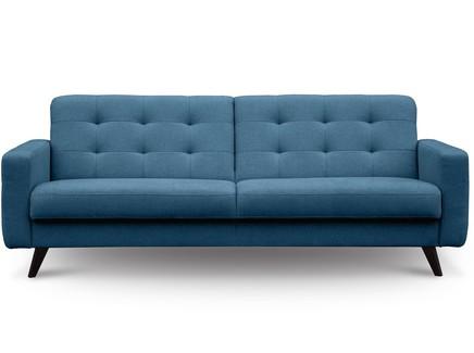 Диван-кровать california (myfurnish) синий 230x90x93 см.