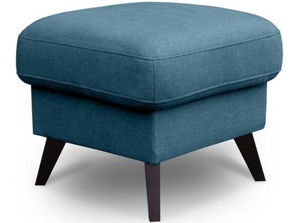 Пуф california (myfurnish) синий 56x47x56 см.