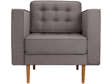 Кресло thor (myfurnish) коричневый 90.0x76.0x92.0 см.