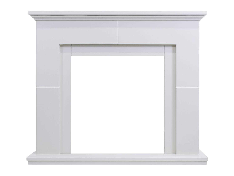 Портал SuiteКамины, порталы и очаги<br>Портал Suite в белом цвете подойдет для установки в любом современном интерьере. Лаконичность и простота портала позволяет интегрировать его с любыми предметами интерьера, создавая уютную атмосферу в помещении загородного дома или городской квартиры.<br><br>Material: МДФ<br>Ширина см: 107.0<br>Высота см: 91.0<br>Глубина см: 40.0