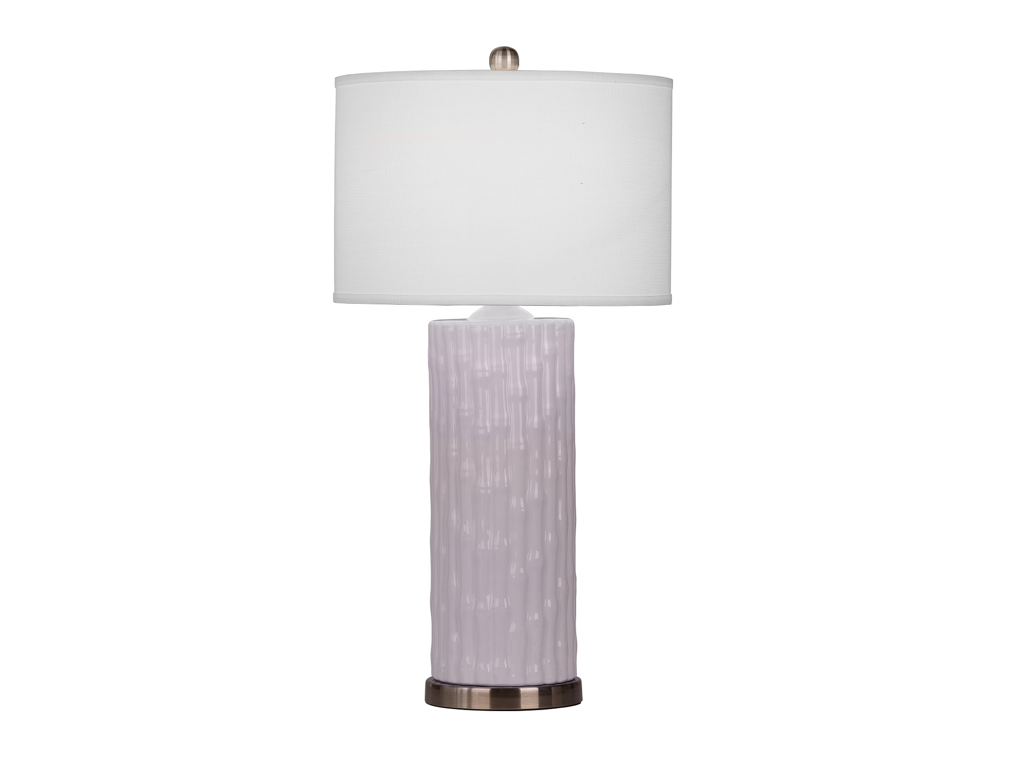 Настольная лампа БушеДекоративные лампы<br>Вид цоколя: E27Мощность:&amp;nbsp; 60WКоличество ламп: 1 (нет в комплекте)Материал: металл, керамика, текстиль<br><br>kit: None<br>gender: None