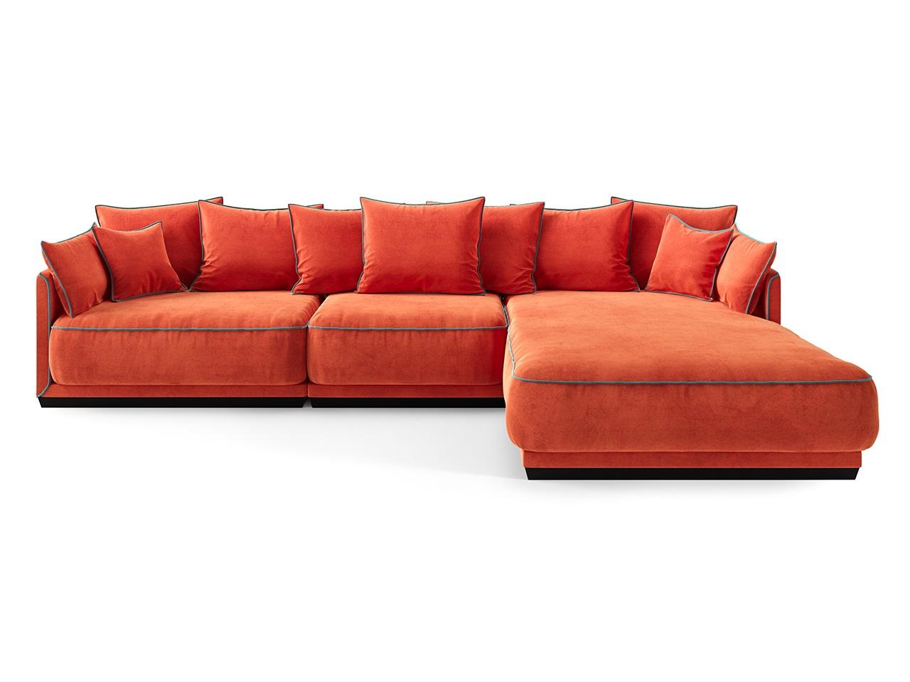 Диван SohoМодульные диваны<br>В коллекции модульных диванов SOHO гармонично сочетаются мягкие пуховые подушки, удобные и глубокие нижние подушки,основательный цоколь и прочный каркас из массива березы. Изюминкой коллекции стали декоративные канты, цвет которых можно выбрать наравне с основной отделкой диванов из палитры The IDEA. Дополняют образ плавные боковые линии каркаса. Цвет канта можно выбрать из палитры тканей Категории 2.&amp;lt;div&amp;gt;&amp;lt;br&amp;gt;&amp;lt;/div&amp;gt;&amp;lt;div&amp;gt;&amp;lt;div&amp;gt;Материал: массив березы, фанера, обивка - ткань, прорезиненный пенополиуретан, холлофайбер,&amp;amp;nbsp;&amp;lt;/div&amp;gt;&amp;lt;div&amp;gt;пух-перо&amp;lt;/div&amp;gt;&amp;lt;/div&amp;gt;<br><br>Material: Текстиль<br>Ширина см: 342<br>Высота см: 92<br>Глубина см: 195