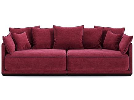 Диван soho (the idea) розовый 242x92x94 см.