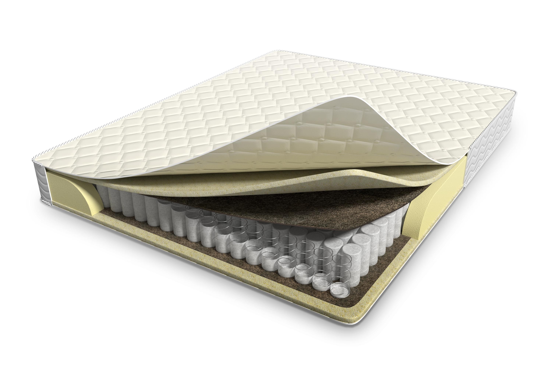 Матрас Flow Solo 180х200Пружинные двуспальные матрасы<br>Данная модель обеспечит вам оптимальный уровень комфорта без лишних затрат.&amp;nbsp;Матрас на независимом пружинном блоке с одинаковым уровнем жесткости.&amp;nbsp;В качестве наполнителя используется пена Bi-Foam высотой 2 см.Ткань матраса – качественный жаккард, обладающий стойкостью к истиранию и деформации.Состав:Пена Bi-Foam 2 смТермовойлокБлок независимых пружин (500 пружин на спальное место)Нагрузка до 120 кг<br><br><br><br>kit: None<br>gender: None