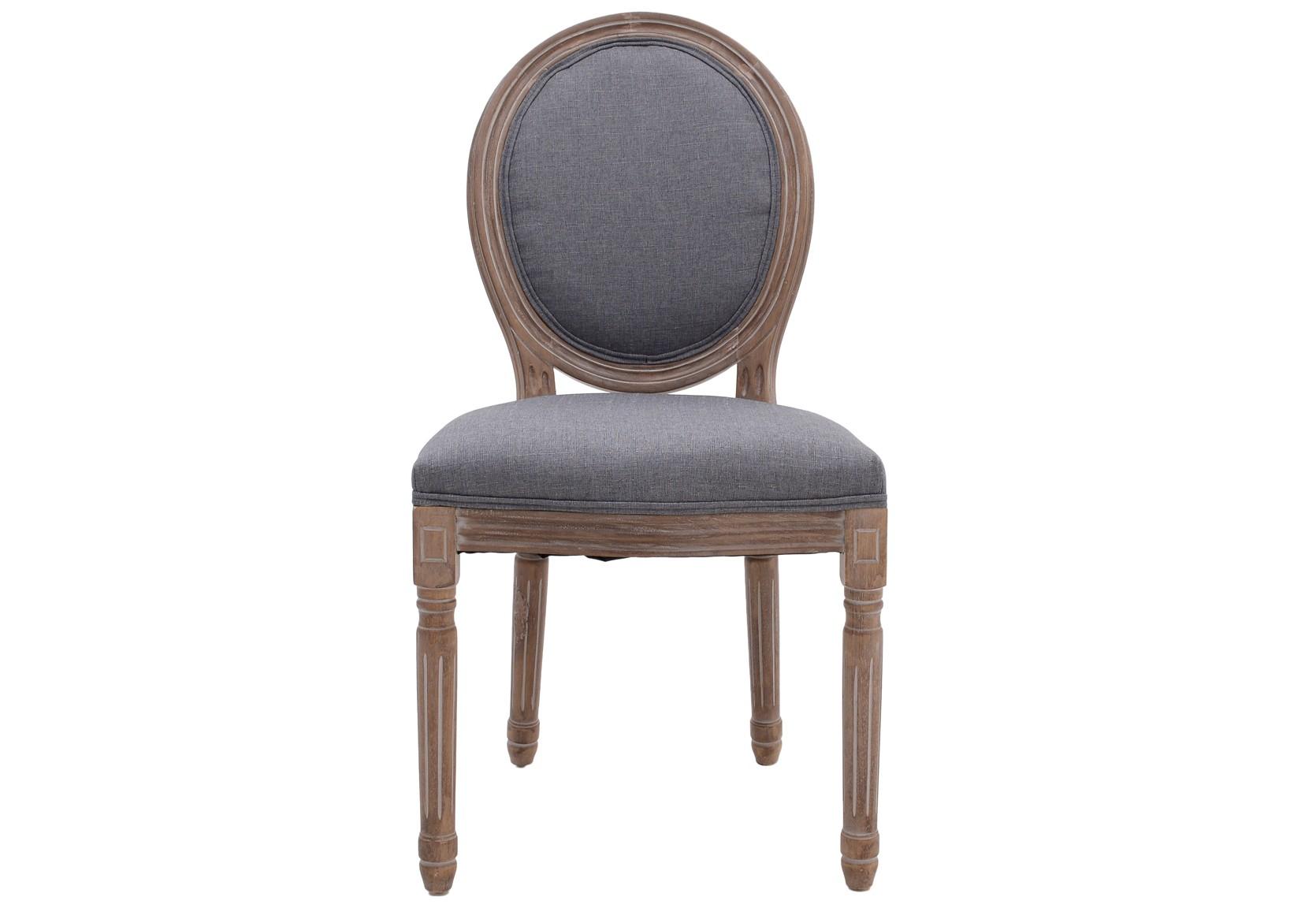 Стул AlessandraОбеденные стулья<br>Материал: каучуковое дерево, лен, хлопок, полиэстер.<br><br>Material: Лен<br>Ширина см: 50<br>Высота см: 95<br>Глубина см: 61