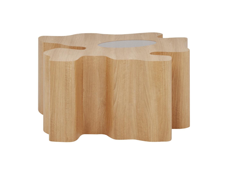 Стол ПеньЖурнальные столики<br>Оригинальный журнальный столик безупречного качества и интересной формы!&amp;amp;nbsp;&amp;lt;div&amp;gt;Отверстие закрыто прозрачным или матовым стеклом на выбор.&amp;lt;/div&amp;gt;&amp;lt;div&amp;gt;&amp;lt;br&amp;gt;&amp;lt;/div&amp;gt;&amp;lt;div&amp;gt;Возможно изготовление в других отделках.&amp;lt;div&amp;gt;Материал: МДФ, шпон, стекло.&amp;lt;/div&amp;gt;&amp;lt;/div&amp;gt;<br><br>Material: МДФ<br>Ширина см: 97<br>Высота см: 40<br>Глубина см: 75