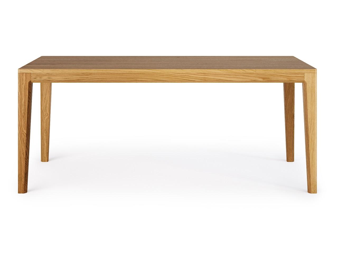 Стол MavisОбеденные столы<br>Обеденный стол MAVIS представляет собой безупречный дизайн, элегантность и универсальность. Благодаря своему внешнему минимализму MAVIS отлично впишется в интерьер кухни, столовой или офиса. Размеры стола рассчитаны на 6-8 персон.&amp;lt;div&amp;gt;&amp;lt;br&amp;gt;&amp;lt;/div&amp;gt;&amp;lt;div&amp;gt;Материал: массив дуба, МДФ, натуральный шпон дуба, лак&amp;lt;/div&amp;gt;<br><br>Material: Дуб<br>Ширина см: 180<br>Высота см: 75<br>Глубина см: 90
