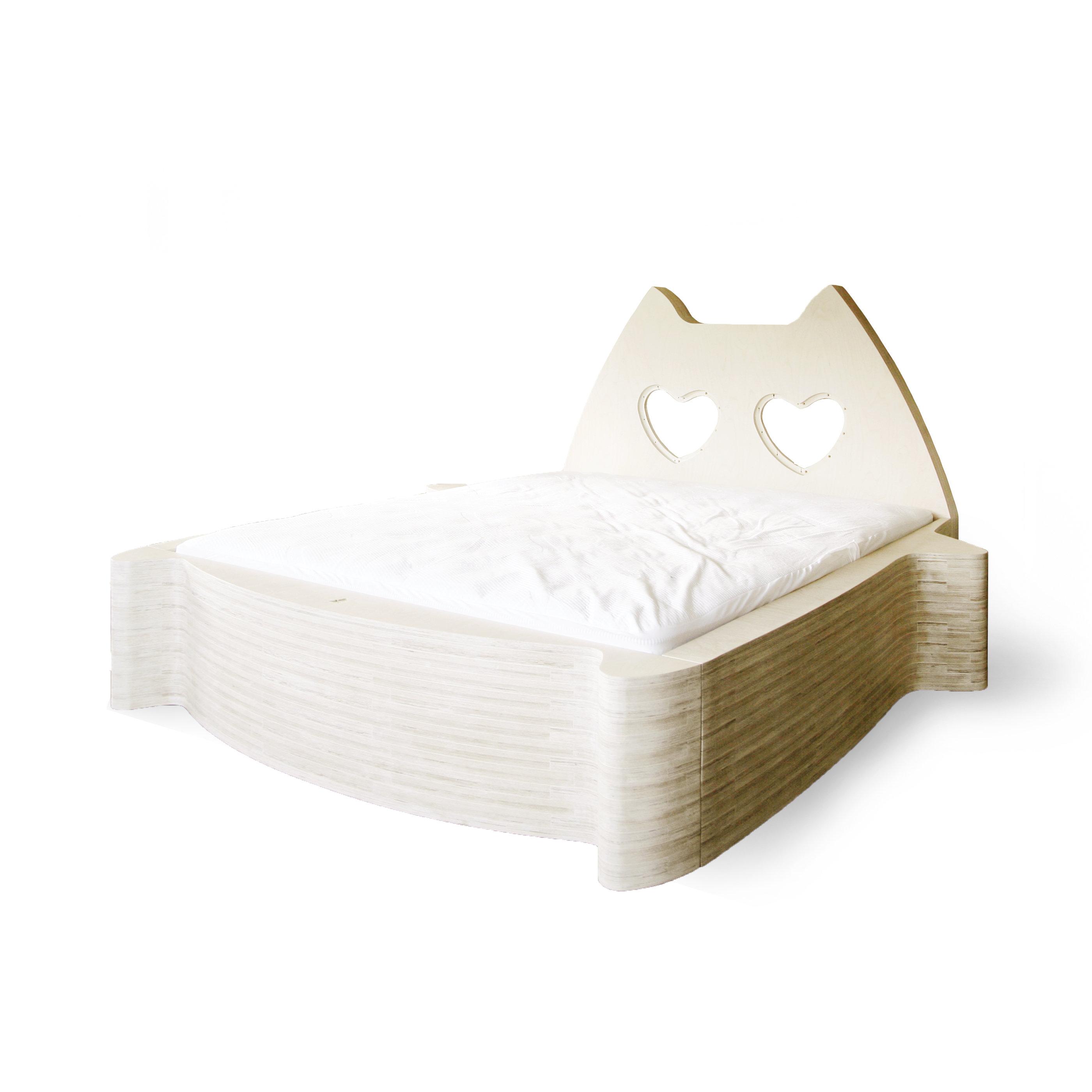 Кровать Archpole 15430864 от thefurnish