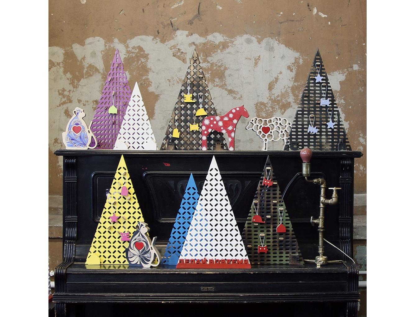 Набор из 63 игрушек (разноцветные) от The Furnish