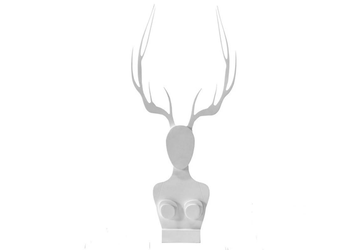 Бюст для бижутерии c рогами №1 Королевский ОленьХранение украшений<br>Бюст для бижутерии с силуэтом оленьих рогов станет оригинальным аксессуаром интерьера в стиле лофт. Натуральный материал каркаса может быть выполнен в различной цветовой гамме на заказ.&amp;amp;nbsp;&amp;lt;div&amp;gt;&amp;lt;br&amp;gt;&amp;lt;/div&amp;gt;&amp;lt;div&amp;gt;&amp;lt;span style=&amp;quot;font-size: 14px;&amp;quot;&amp;gt;Особенности: может быть дополнено рогами и/или зеркалом.&amp;lt;/span&amp;gt;&amp;lt;br&amp;gt;&amp;lt;/div&amp;gt;&amp;lt;div&amp;gt;&amp;lt;span style=&amp;quot;font-size: 14px;&amp;quot;&amp;gt;Материал: березовая фанера.&amp;lt;/span&amp;gt;&amp;lt;br&amp;gt;&amp;lt;/div&amp;gt;<br><br>Material: Фанера<br>Ширина см: 57<br>Высота см: 127