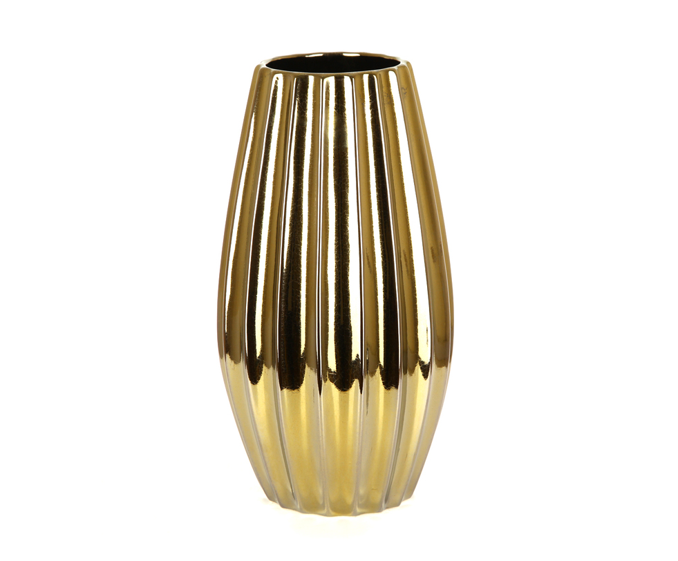 Ваза декоративная 555-1080Вазы<br><br><br>Material: Керамика<br>Length см: None<br>Width см: None<br>Depth см: None<br>Height см: 40.0<br>Diameter см: 20.0