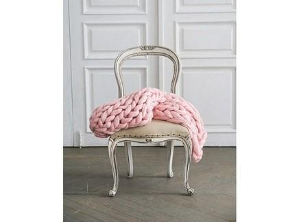 Плед zefir (zefir) розовый 100.0x150.0 см.