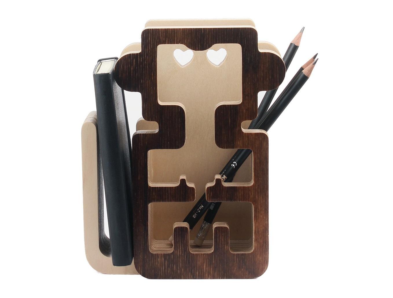 Органайзер Monkey helperДругое<br>Материал: березовая фанера, огонь, водный лак&amp;lt;div&amp;gt;Доп. предметы на фото в стоимость не входят.&amp;lt;/div&amp;gt;<br><br>Material: Фанера<br>Ширина см: 13<br>Высота см: 18<br>Глубина см: 7