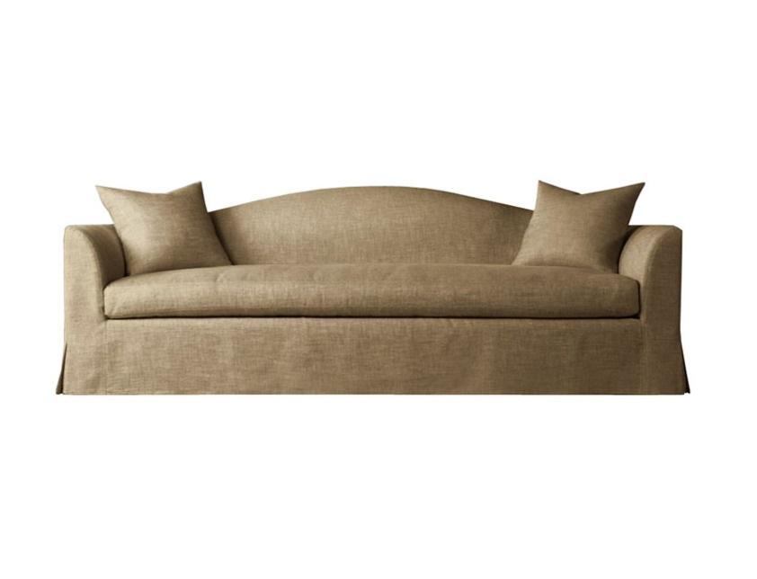 Диван SANDY HILL SOFAТрехместные диваны<br>Трехместный диван песочного цвета отлично впишется в интерьер гостиной в стиле Тиффани. Ваши гости и вы, безусловно, оцените комфортную форму и натуральную отделку непревзойденного качества.<br><br>Material: Хлопок<br>Ширина см: 244<br>Высота см: 84<br>Глубина см: 91