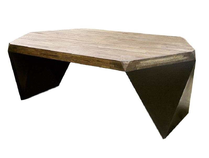 Стол для переговоров ГексагонПисьменные столы<br>&amp;lt;div&amp;gt;Материал: дубовый мебельный щит / березовая фанера&amp;lt;/div&amp;gt;&amp;lt;div&amp;gt;Особенности: на основание крепится мебельный войлок&amp;lt;br&amp;gt;&amp;lt;/div&amp;gt;&amp;lt;div&amp;gt;Возможно изготовление в других размерах и отделке. Подробности уточняйте у менеджера.&amp;lt;br&amp;gt;&amp;lt;/div&amp;gt;<br><br>Material: Дуб<br>Ширина см: 180<br>Высота см: 74<br>Глубина см: 132