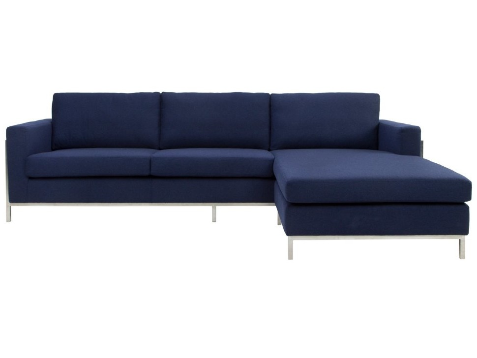 Icon designe диван comfort синий  81551/5
