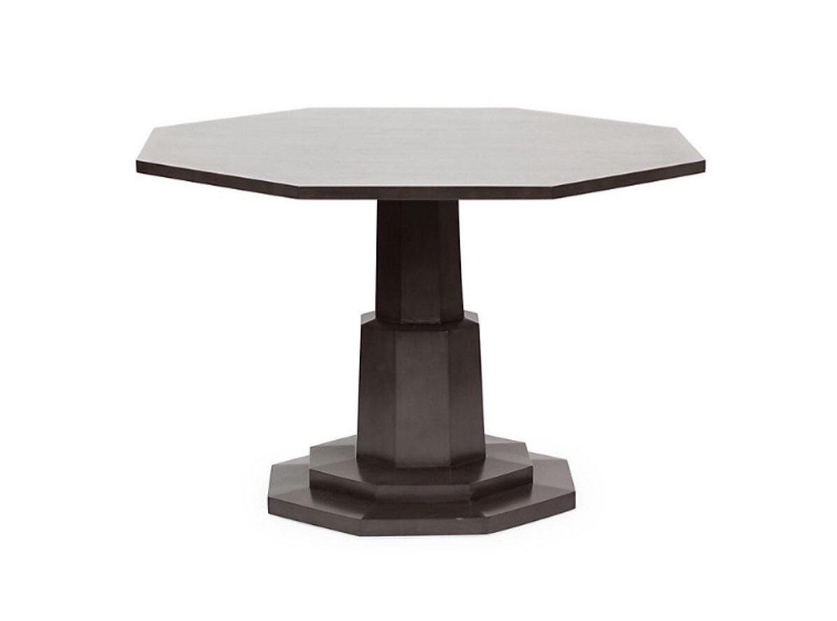 Стол DiamondОбеденные столы<br>Стол оригинальной формы, выполнен из бука.&amp;nbsp;Можно выбрать столешницу из других пород дерева, а так же окрас.<br><br>kit: None<br>gender: None
