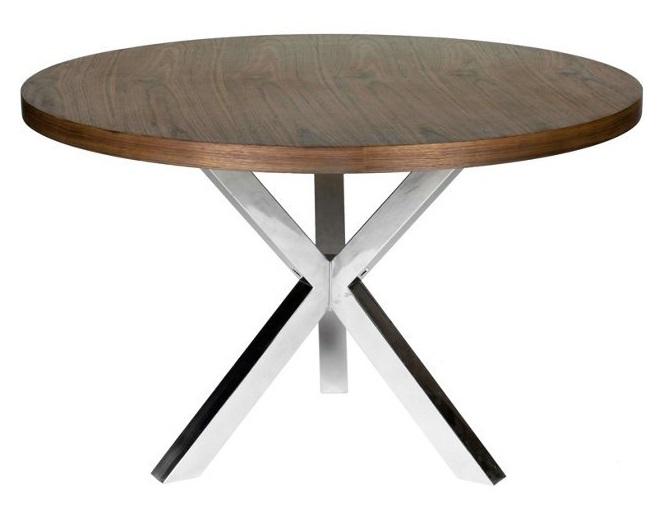Стол SwirlОбеденные столы<br>Стол выполнен из бука, ножки - метал.&amp;amp;nbsp;&amp;lt;div&amp;gt;Можно выбрать столешницу из других пород дерева, а так же окрас.&amp;lt;/div&amp;gt;<br><br>Material: Бук<br>Высота см: 75.0
